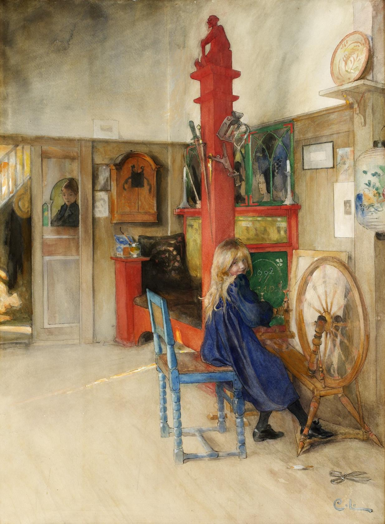 257 Best Carl Larsson Images On Pinterest